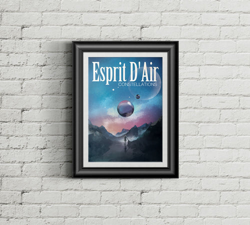 Constellations Poster - esprit-dair