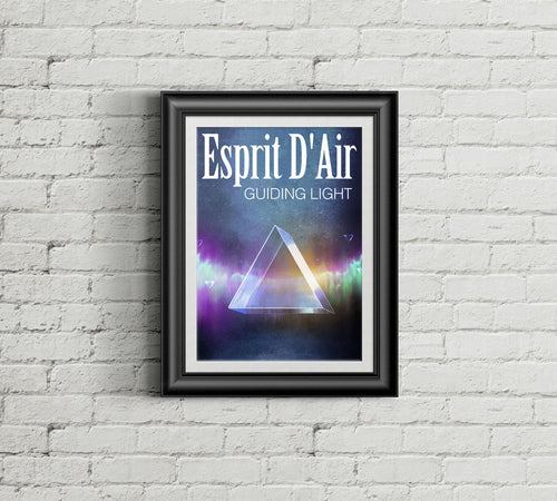 Guiding Light Poster - esprit-dair