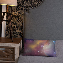 Load image into Gallery viewer, Constellations Throw Pillow - esprit-dair