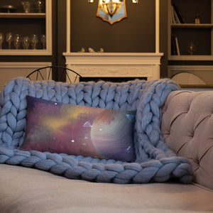 Constellations Throw Pillow - esprit-dair