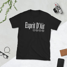 Load image into Gallery viewer, Esprit D'Air Unisex T-Shirt - esprit-dair