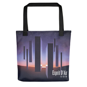 Ignition Tote bag
