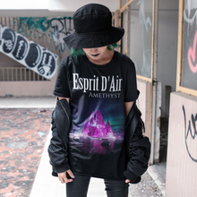 Load image into Gallery viewer, Amethyst T-Shirt - esprit-dair