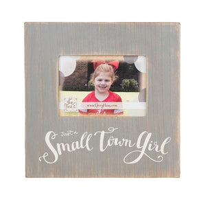 Small Town Girl Frame