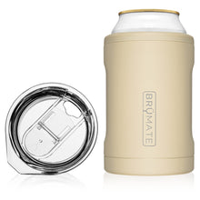 Load image into Gallery viewer, Brumate Hopsulator Duo 2-In-1 - Desert Tan (12oz Cans/Tumbler)