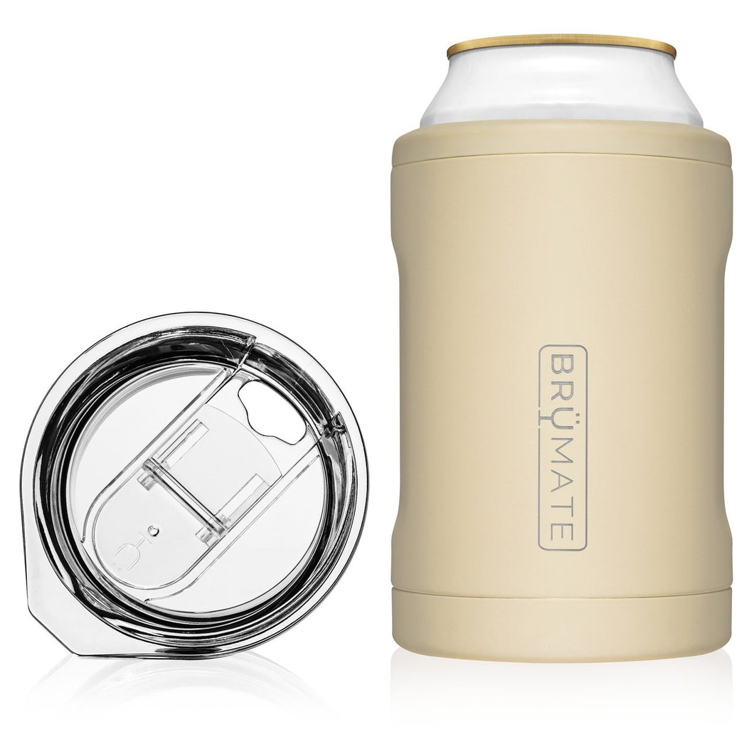 Brumate Hopsulator Duo 2-In-1 - Desert Tan (12oz Cans/Tumbler)