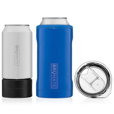 Brumate Hopsulator Trio 3-In-1 - Royal Blue (16oz/12oz Cans)