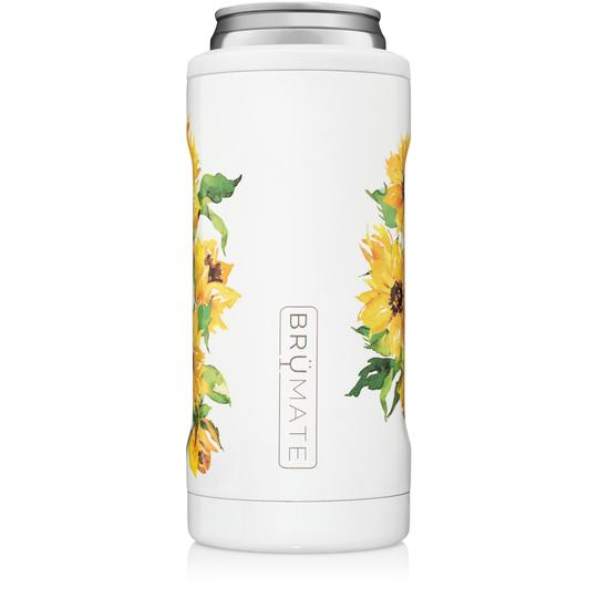 Sunflower Brumate Hopsulator Slim 12oz Slim Cans