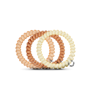 For the Love of Nudes Teleties Small 3-Pack Hair Tie