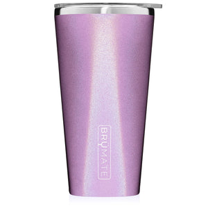 Glitter Violet Brumate Imperial Pint 20oz Cup