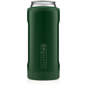 Emerald Green Brumate Hopsulator Slim 12oz Slim Cans