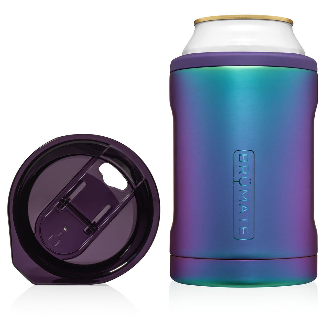 Brumate Hopsulator Duo 2-In-1 - Dark Aura (12oz Cans/Tumbler)