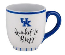 Load image into Gallery viewer, Kentucky Headed To Rupp 16oz Mug