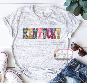 Kentucky Multicolor Tee