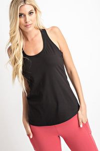 Buttery Super Soft Racerback Tank Top