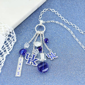 Kentucky Cluster Necklace