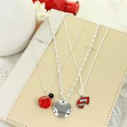 Load image into Gallery viewer, Western Kentucky Trio Necklace Set