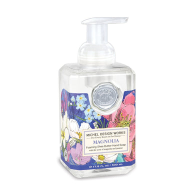 Magnolia Foaming Hand Soap By Michel Design Works