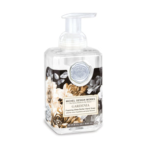 Gardenia Foaming Hand Soap By Michel Design Works