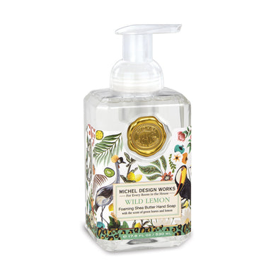 Wild Lemon Foaming Hand Soap By Michel Design Works