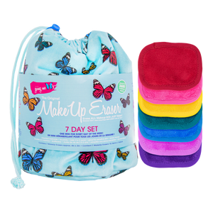 7 Day Set MakeUp Eraser-Giving Me Butterflies