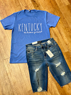 Kentucky Home Grown heather short sleeve Unisex Tee