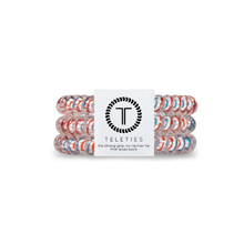 Load image into Gallery viewer, Liber-tea Teleties Large 3-Pack Hair Ties
