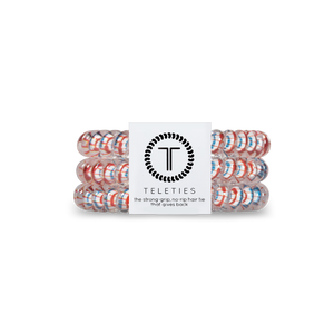 Liber-tea Teleties Large 3-Pack Hair Ties