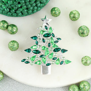 Jewel Tree Pin or Pendant
