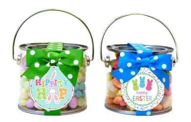 Easter Candy Mini Paint Cans