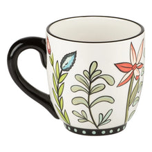 Load image into Gallery viewer, Sisters Different Flowers Mug