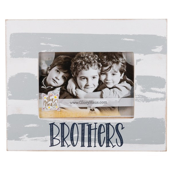 Brothers Striped Frame