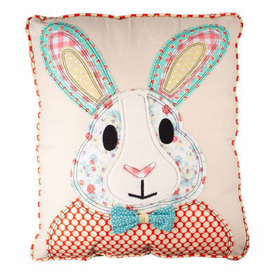 Vintage Bunny Pillow