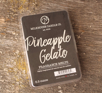 Creamery Collection Pineapple Gelato Fragrance Melt