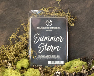 Creamery Collection Summer Storm Fragrance Melt