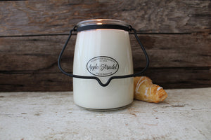 Apple Strudel - 22-Ounce Butter Jar Candle