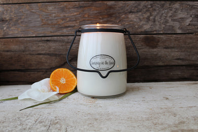Dancing in the Rain - 22-Ounce Butter Jar Candle