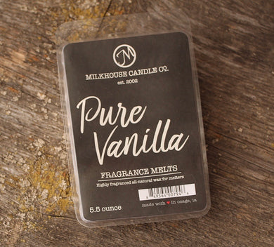 Creamery Collection Pure Vanilla Fragrance Melt
