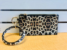 Load image into Gallery viewer, Bangle Wristlet Clutch In Several Colors and Prints
