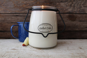 Mulled Cider - 22-Ounce Butter Jar Candle