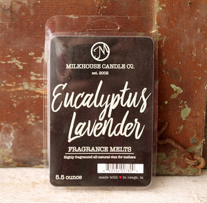 Creamery Collection Eucalyptus Lavender Fragrance Melt