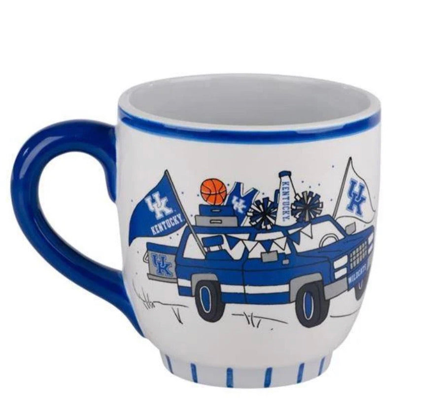 Kentucky Headed To Rupp 16oz Mug