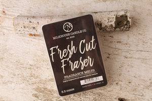 Creamery Collection Fresh Cut Fraser Fragrance Melt