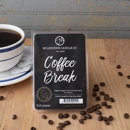 Creamery Collection Coffee Break Fragrance Melt