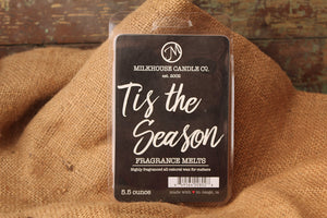 Creamery Collection Tis The Season Fragrance Melt