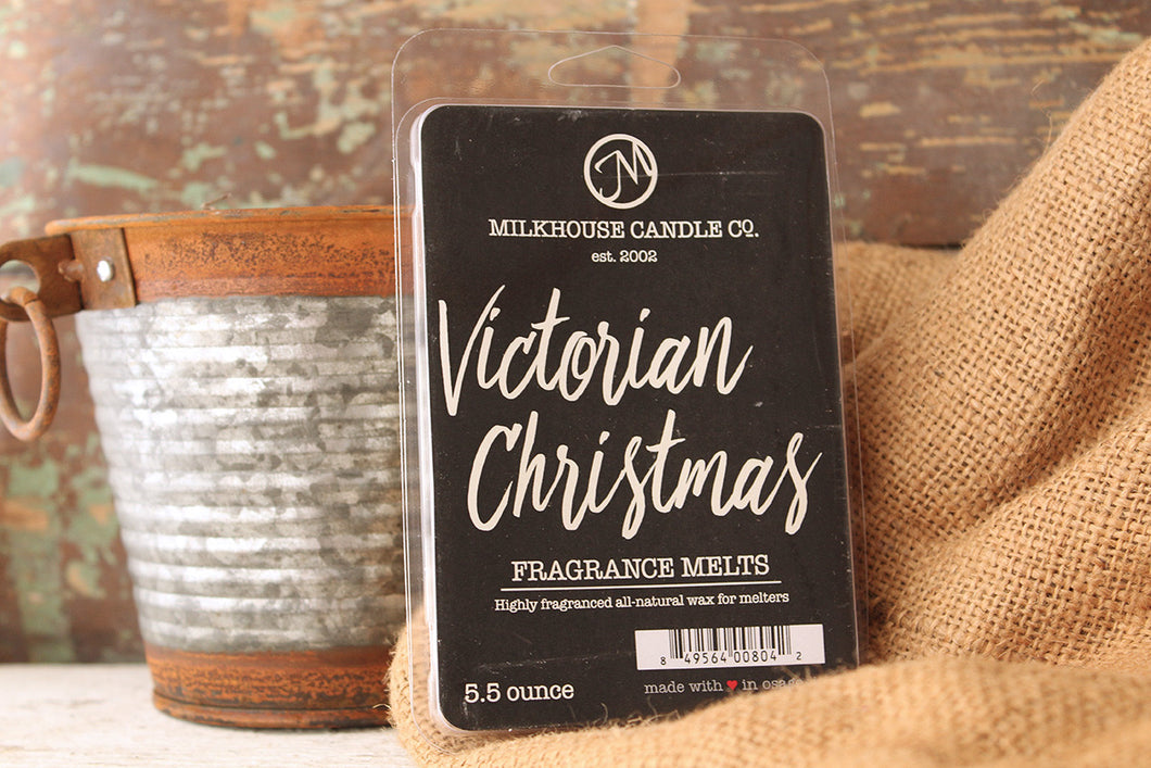 Victorian Christmas Large Fragrance Melt