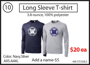10 - Long Sleeve T-Shirt
