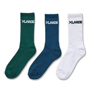 91 Text Sock 3-Pack