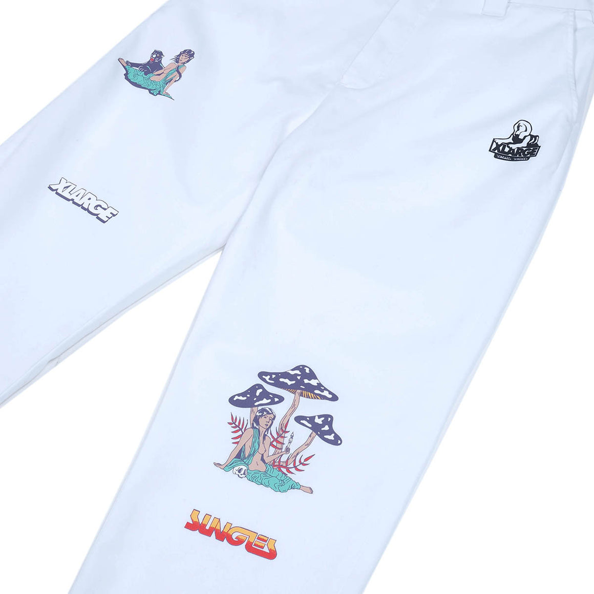 Xlarge x Jungles Relaxed Woman Work Pants