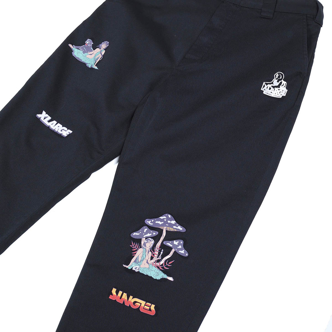Xlarge x Jungles Relaxed Woman Work Pant